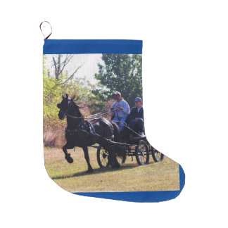 National Drive 2010 Large Christmas Stocking
