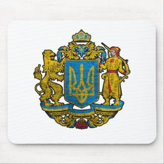 National Emblem Ukraine Mouse Pad