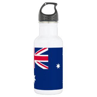 National Flag of Australia 532 Ml Water Bottle