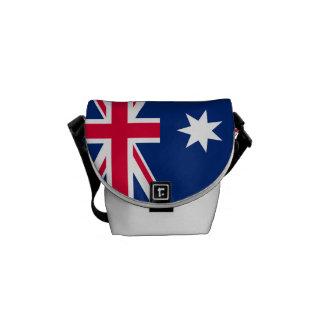 National Flag of Australia Courier Bag