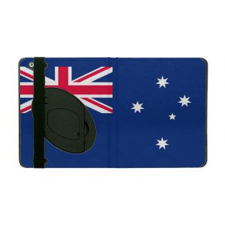 National Flag of Australia iPad Cover