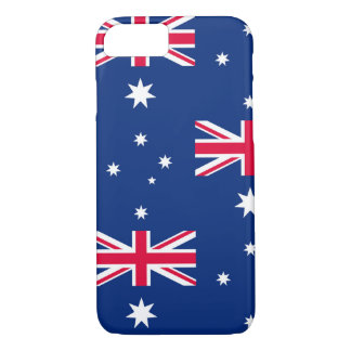 National Flag of Australia iPhone 8/7 Case