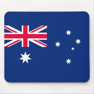 National Flag of Australia Mouse Pad