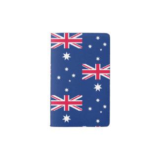 National Flag of Australia Pocket Moleskine Notebook