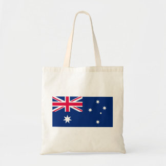 National Flag of Australia Tote Bag