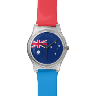 National Flag of Australia Wrist Watch