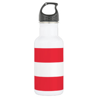 National Flag of Austria 532 Ml Water Bottle