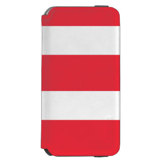 National Flag of Austria Incipio Watson™ iPhone 6 Wallet Case