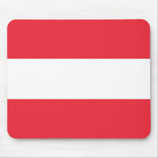 National Flag of Austria Mouse Pad