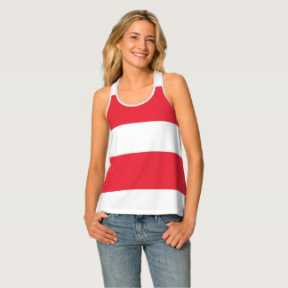 National Flag of Austria Tank Top