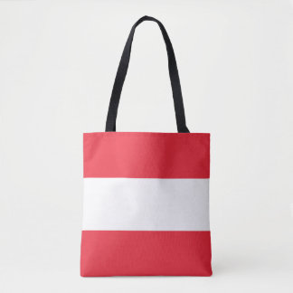 National Flag of Austria Tote Bag