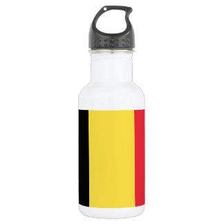 National Flag of Belgium 532 Ml Water Bottle