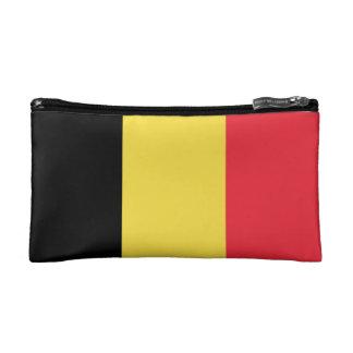 National Flag of Belgium Cosmetic Bag