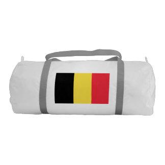 National Flag of Belgium Gym Bag