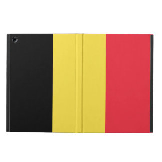 National Flag of Belgium iPad Air Case