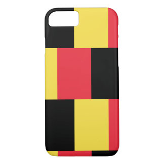 National Flag of Belgium iPhone 8/7 Case