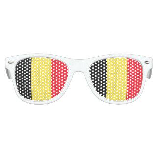 National Flag of Belgium Kids Sunglasses