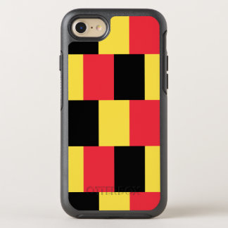 National Flag of Belgium OtterBox Symmetry iPhone 8/7 Case
