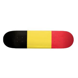 National Flag of Belgium Skate Boards