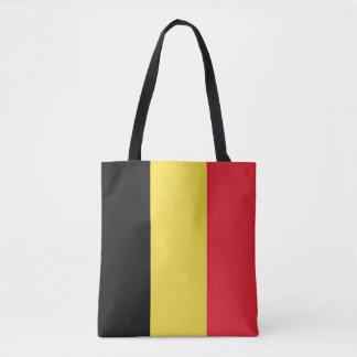 National Flag of Belgium Tote Bag