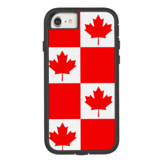 National Flag of Canada, maple leaf, high detailed Case-Mate Tough Extreme iPhone 8/7 Case