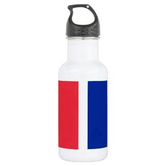 National Flag of France 532 Ml Water Bottle