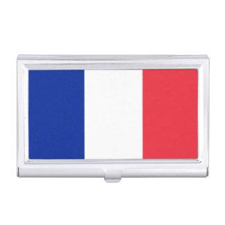 National Flag of France Business Card Holder