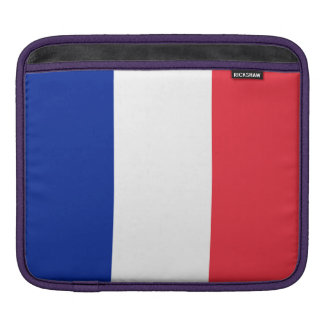 National Flag of France iPad Sleeve