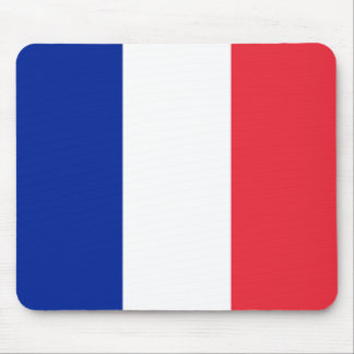 National Flag of France Mouse Pad