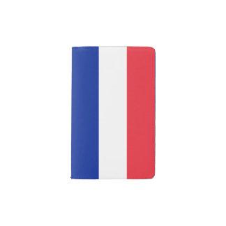 National Flag of France Pocket Moleskine Notebook