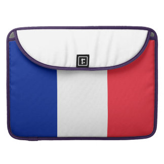National Flag of France Sleeve For MacBooks
