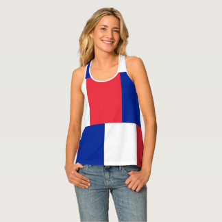 National Flag of France Tank Top