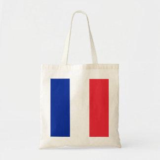National Flag of France Tote Bag