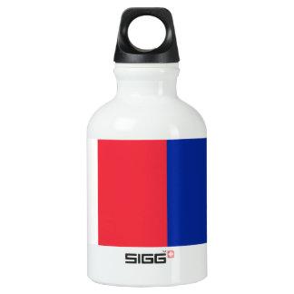 National Flag of France Water Bottle