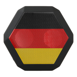 National Flag of Germany Black Bluetooth Speaker
