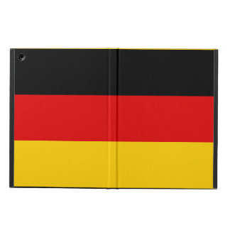 National Flag of Germany Case For iPad Air