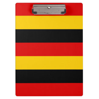 National Flag of Germany Clipboard