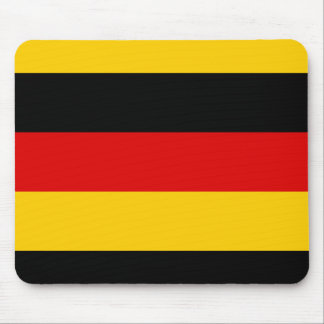 National Flag of Germany Mouse Pad