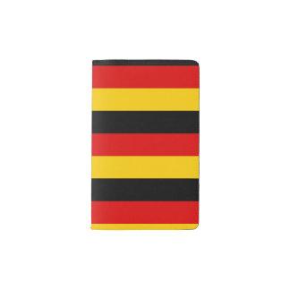 National Flag of Germany Pocket Moleskine Notebook