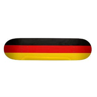National Flag of Germany Skate Board Deck