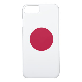 National Flag of Japan Case-Mate iPhone Case