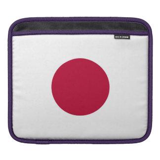 National Flag of Japan iPad Sleeve