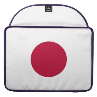 National Flag of Japan Sleeve For MacBook Pro