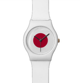 National Flag of Japan Watch