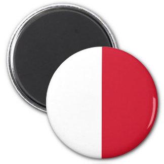 National Flag of Malta Magnet