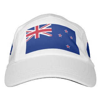 National Flag of New Zealand Hat