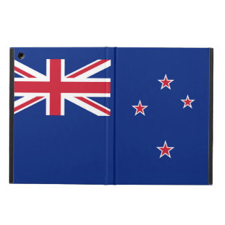 National Flag of New Zealand iPad Air Cover