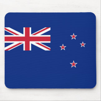 National Flag of New Zealand Mouse Pad
