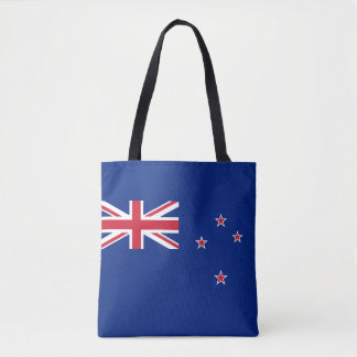 National Flag of New Zealand Tote Bag