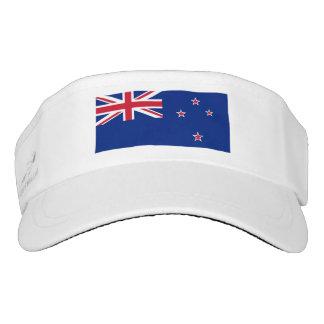 National Flag of New Zealand Visor